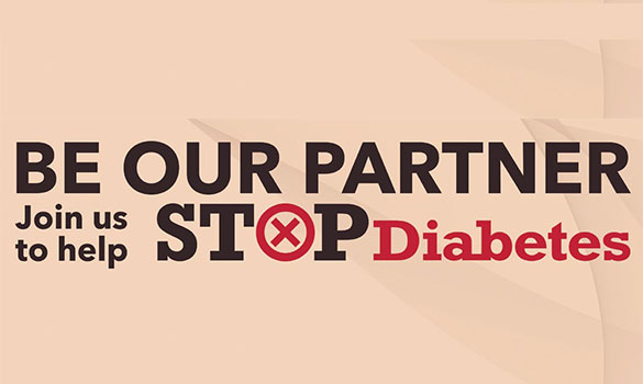 The STOP Diabetes Screening Programme is part of the SingHealth Regional Health System's ongoing efforts to partner community organisations in helping the public embark on preventive health and a healthier lifestyle.